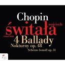 其它 - 【輸入盤】4つのバラード、2つの夜想曲、スケルツォ第2番 シヴィタワ(1848年製プレイエル) [ ショパン (1810-1849) ]