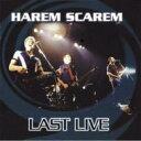 其它 - 【輸入盤】Last Live (+bonus) [ Harem Scarem ]