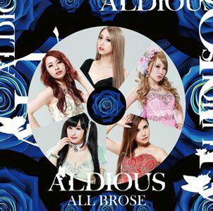 ALL BROSE (限定盤 CD+DVD) [ Aldious ]