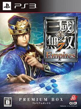������Ԣ̵��7 Empires �ץ�ߥ���BOX PS3��