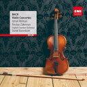 【輸入盤】 ヴァイオリン協奏曲集 パールマン、ズッカーマン、バレンボイム&イギリス室内管 [ バッハ(1685-1750) ]