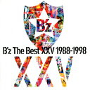 【送料無料】B'z The Best XXV 1988-1998(2CD) [ B'z ]