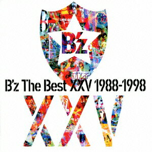 B'z The Best XXV 1988-1998(2CD) [ B'z ]