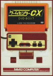 ゲームセンターCX DVD-BOX7 [ 有野晋哉 ]...:book:13898654