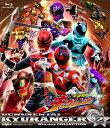 スーパー戦隊シリーズ 宇宙戦隊キュウレンジャー Blu-ray COLLECTION 2【Blu-r