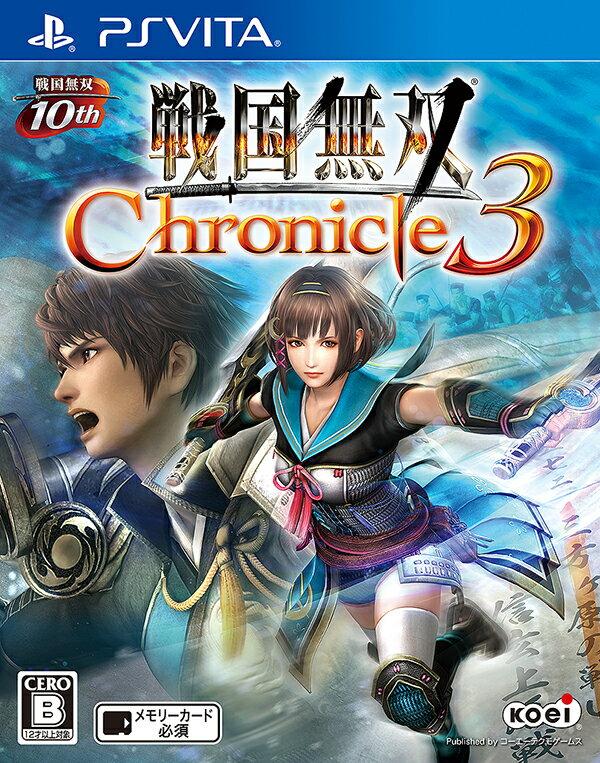 【予約】戦国無双 Chronicle 3 PS Vita 通常版