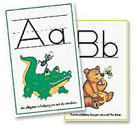AlphabetHandwritingLearningCards[InstructionalFair]