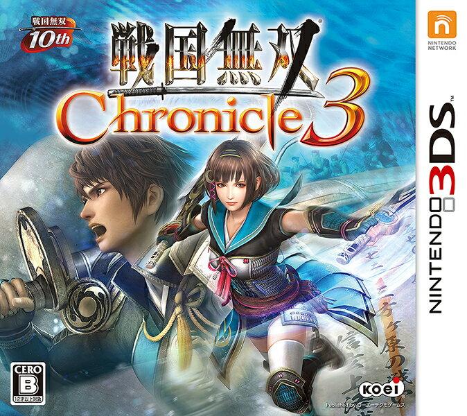 【予約】戦国無双 Chronicle 3 3DS 通常版