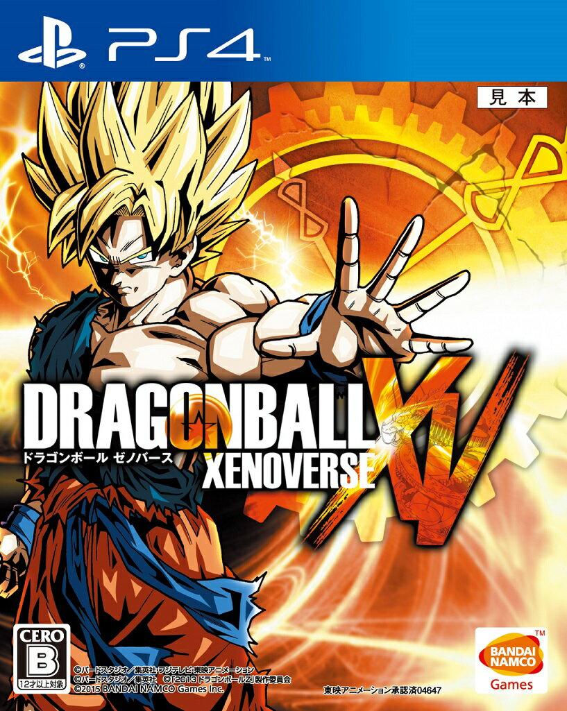 【予約】ドラゴンボール ゼノバース PS4版