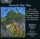 室內樂 - 【輸入盤】Toward The Sea-music For Flute & Harp: Aitken(Fl) E.goodman(Hp) [ Duo-instruments Classical ]