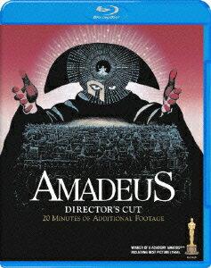 アマデウス ディレクターズカット【Blu-ray】 [ F.マーリー・エイブラハム ]...:book:13635992