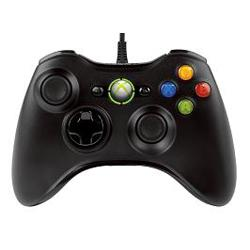 Xbox360 コントローラー (リキッド ブラック)