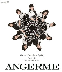 「<strong>アンジュルム</strong> コンサートツアー2016春『九位一体』〜田村芽実卒業スペシャル〜」(仮)【Blu-ray】 [ <strong>アンジュルム</strong> ]