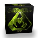 【輸入盤】Historikill (Box Set) [ Overkill ]