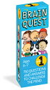 Brain Quest Grade 1, Revised 4th Edition: 750 Questions and Answers to Challenge the Mind BRAIN QUEST GRADE 1 REV 4TH /E (Brain Quest Decks) Chris Welles Feder
