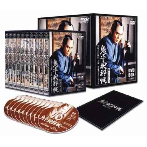 鬼平犯科帳 第4シリーズ DVD-BOX [ 中...の商品画像