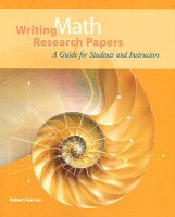 math papers research writing