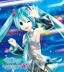 �鲻�ߥ� -Project DIVA- X Complete Collection (�������������� CD��Blu-ray)