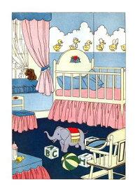 Baby'sNursery-BabyShowerGreetingCard(6CardsIndividuallyBaggedW/Envelopes&Header)[Unknown]