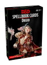 Spellbook Cards: Druid SPELLBOOK CARDS DRUID (Dungeons & Dragons) [ Wizards RPG Team ]