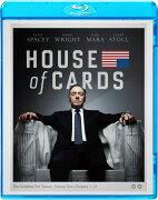 ハウス・オブ・カード 野望の階段 SEASON1 ブルーレイ コンプリートパック