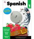 Spanish Workbook, Grade 1 SPANISH WORKBK GRADE 1 [ Brighter Child ]