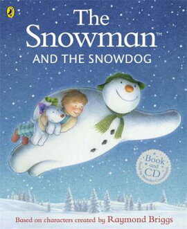 SNOWMAN AND THE SNOWDOG(P W/CD)