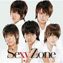 Sexy Zone(通常盤) [ Sexy Zone ]