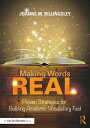 樂天商城 - Making Words Real: Proven Strategies for Building Academic Vocabulary Fast MAKING WORDS REAL [ Joanne Billingsley ]