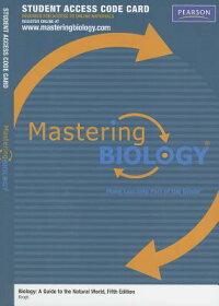 BiologyStudentAccessCodeCard:AGuidetotheNaturalWorld