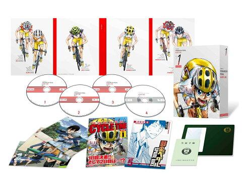 弱虫ペダル GLORY LINE DVD BOX Vol.1 [ 渡辺航 ]