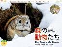カレンダー2021 太田達也セレクション 森の動物たち Tiny Story in the Forests(月めくり・壁掛け) (ヤマケイカレンダー2021) [ 太田 達也 ]