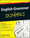 English Grammar for Dummies [ Geraldine Woods ]