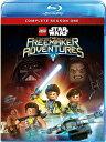 LEGO スター・ウォーズ/フリーメーカーの冒険 シーズン1 コンプリート・セット【Blu-ray】 [ ニコラス・カントゥ ]
