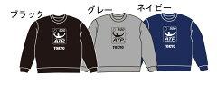 【楽天ジャパンオープン】スウェット ブラック【Mサイズ】