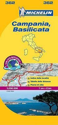 Michelin:Campania,Basilicata[Michelin]