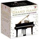 其它 - 【輸入盤】グランド・ピアノ〜クラシック・ピアノ名曲集(25CD) [ ピアノ作品集 ]