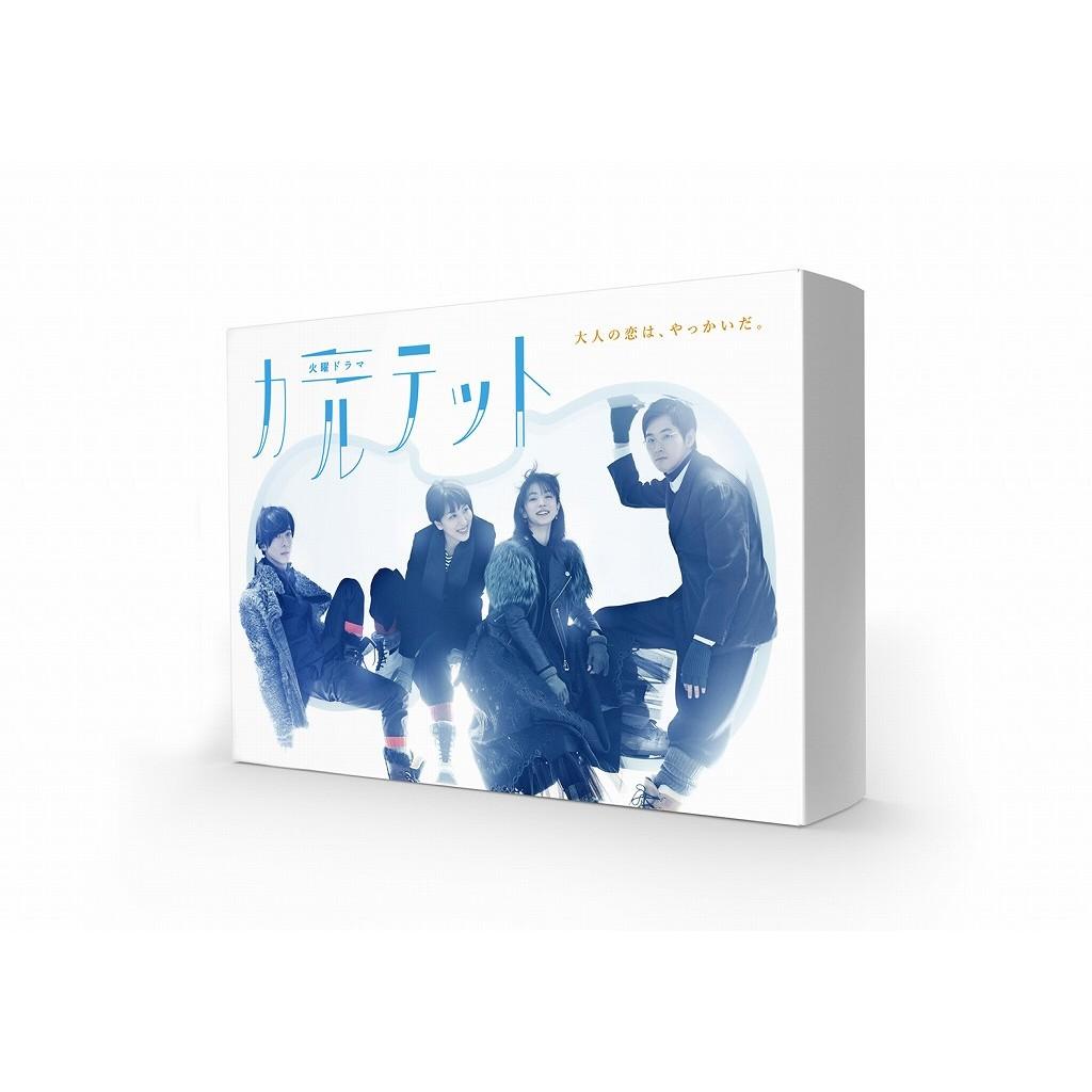 カルテット Blu-ray BOX【Blu-ra...の商品画像