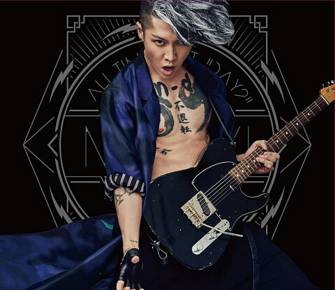 "ALL TIME BEST ""DAY 2"" (初回限定盤 CD+DVD) [ MIYAVI ]"