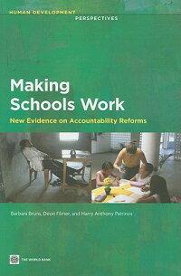MakingSchoolsWork:NewEvidenceonAccountabilityReforms
