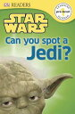 DK Readers L0: Star Wars: Can You Spot a Jedi?: Find Out How to Tell a Droid from a Jedi! DK READER DK READERS L0 SW CAN (DK Readers: Level Pre1) [ Shari Last ]