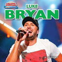 Luke Bryan LUKE BRYAN (Amazing Americans: Country Music Stars)