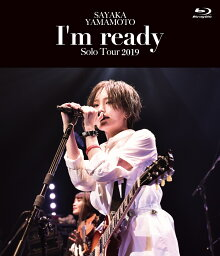 <strong>山本彩</strong> LIVE TOUR 2019〜I'm ready〜【Blu-ray】 [ <strong>山本彩</strong> ]