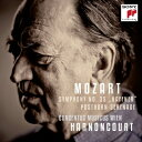 Symphony - 【輸入盤】交響曲第35番『ハフナー』、『ポストホルン・セレナード』 アーノンクール&ウィーン・コンツェントゥス・ムジクス [ モーツァルト(1756-1791) ]