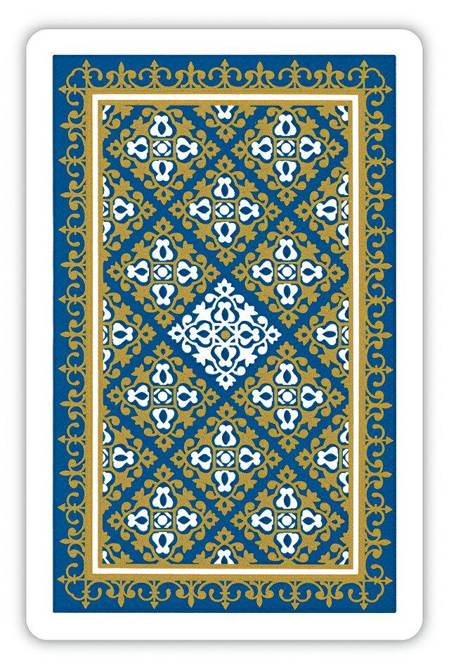 NAPトランプ 622 藍