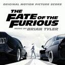 【輸入盤】Fate Of The Furious (Original Score) (Digi) ワイルド スピード ICE BREAK