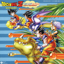 DRAGONBALL Z �٥��ȥ��� ���쥯����� ��LEGEND OF DRAGONWORLD��