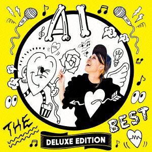 THE BEST -DELUXE EDITION [ AI ]...:book:17888729