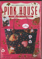 PINK HOUSEベリー柄ビッグトートバッグBOOK
