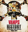 HISTORY-The Complete Video Collection 2008-2014(初回限定盤B) [ VAMPS ]